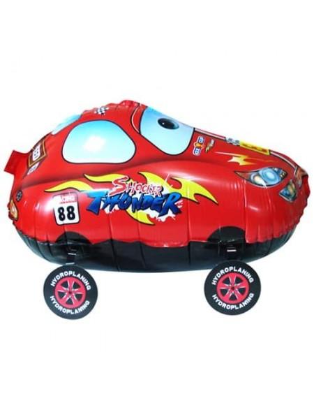 Ходячая фигура Гоночная машина Красная 61 см